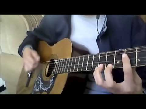 The Good The Bad And The Ugly (Western Music) Acoustic Guitar Cover