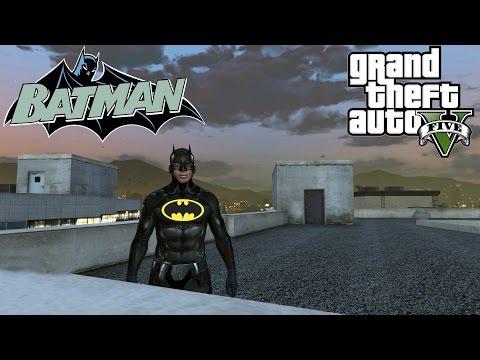 GTA 5 Mod - I am Batman