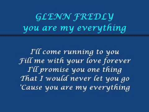 Download Glenn Fredly - You Are My Everything (feat. Red) MP3 Gratis