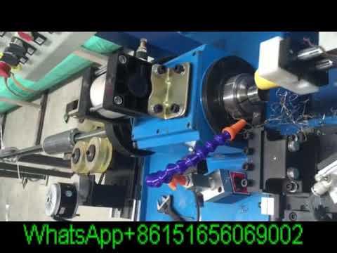 stainless steel pipe cutting machine whatsapp+8615165606902