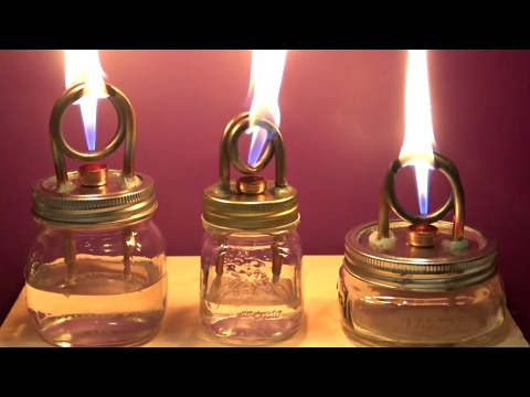 How To Build An Alcohol Stove