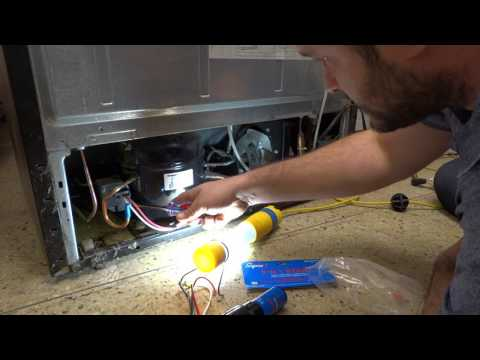 Kenmore Refrigerator Not Cooling at all - Compressor