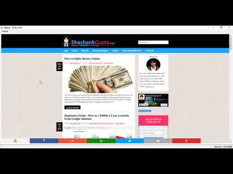 TrafficBotPro Tutirial- Increase traffic and boost your AD ads clicks