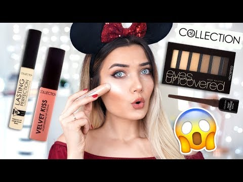 TESTING FULL FACE OF COLLECTION MAKEUP! HIT OR MISS!?