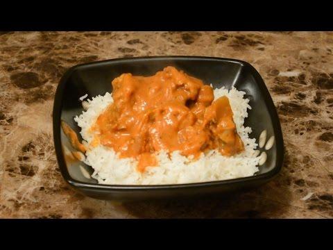 Quick & easy Chicken Tikka Masala
