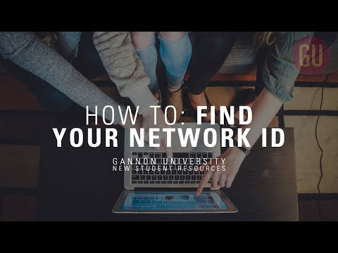 How To Find Your Network ID