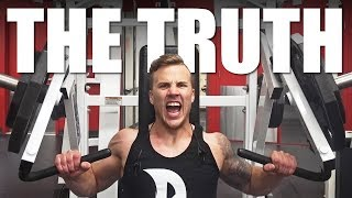 Free Weights vs Machines | The TRUTH