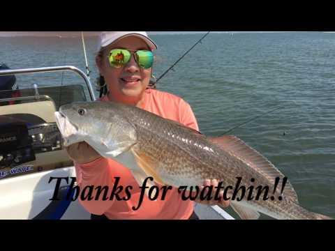 Redfish, 3 Oversized, Rockport