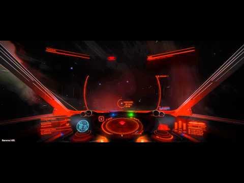 Elite Dangerous: Hello from a Neutron Star