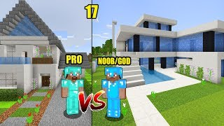 MINECRAFT - PRO VS NOOB/GOD (parte 17)