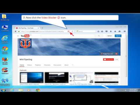 How to Block YouTube Channels in Firefox