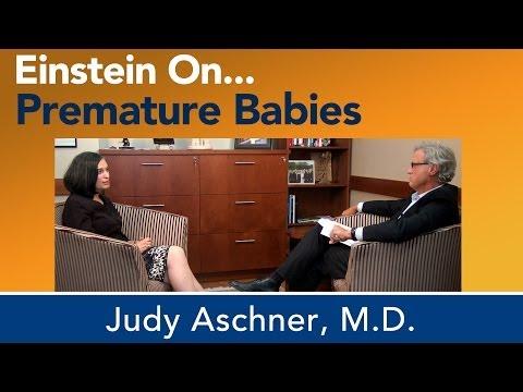Einstein On: Premature Babies, Dr. Judy Aschner