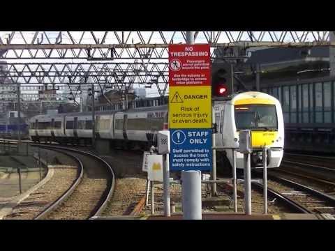 Trains at London Fenchurch Street 01/03/14