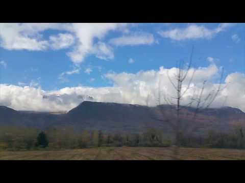 Grenoble To Annecy Train Timelapse