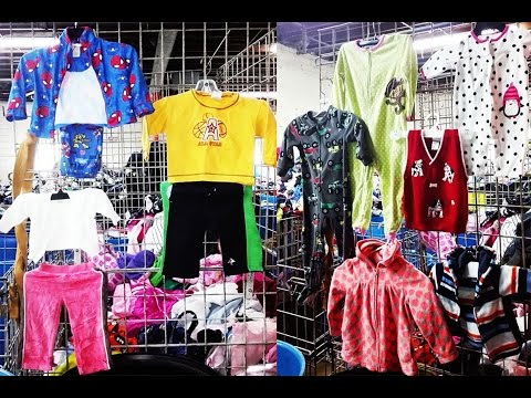 Child Used Clothes United States MIAMI