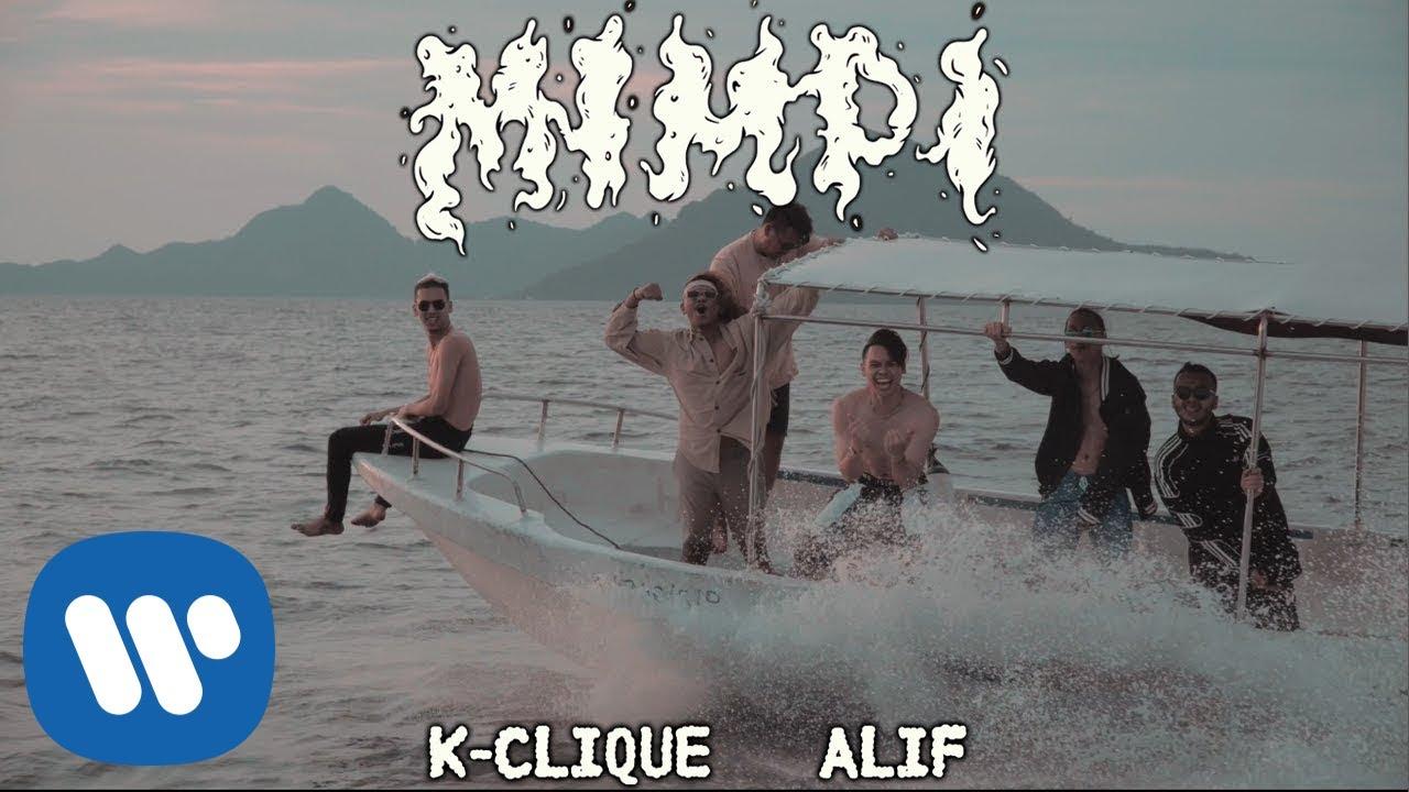 Download K-Clique – Mimpi (feat Alif) [Official Music Video] MP3 Gratis