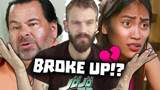 Big Ed And His 90 Day Wife BROKE UP?!
