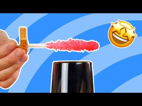 Sweet treats: Make your own Candy Sugar Sticks!