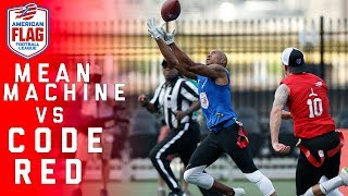 Flag Football Highlights Quarterfinals Game 3: 1 more team advances for shot at $1 Million! | NFL