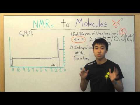 Nmr Made Easy Part 6a Nmr To Molecule Structure Organic Chemistry