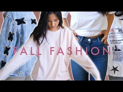 HUGE Fall Fashion Haul! | Topshop, Stylenanda, Romwe, Shein & More