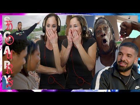 MOM REACTS TO DRAKE - GODS PLAN (OFFICIAL MUSIC VIDEO) *EMOTIONAL* | @DRAKE