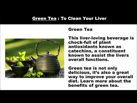 Cleaning A Fatty Liver Naturally