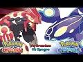 Pokemon Omega Ruby/Alpha Sapphire - Battle! Primal Kyogre/Groudon Music (HQ)