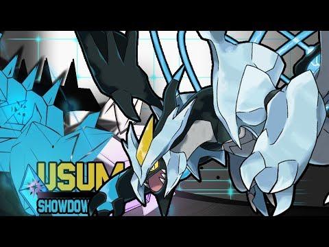 Pokemon Showdown Live Ultra Sun and Moon #58 [Uber] - Men In Kyurem Black.