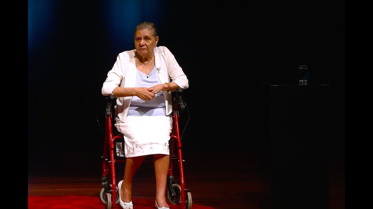 My stolen childhood, and a life to rebuild | Sheila Humphries | TEDxPerth