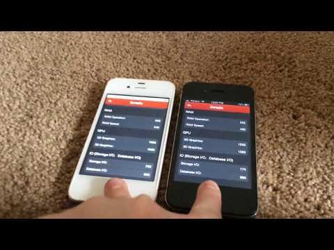 iPhone 4 IOS 6.1.3 Vs 5.1.1