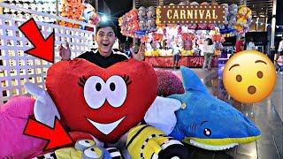 CARNIVAL GAME HACKS *WINNING ALL THE GAMES*