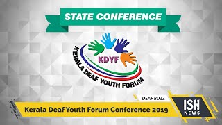 Kerala Deaf Youth Forum Conference 2019