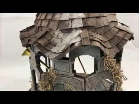 Hobbit Battle of Five Armies Dale Horn Tower Terrain