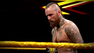 Aleister Black will try to fade Adam Cole to black this Wednesday on USA Network