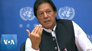 "Pakistan PM Imran Khan Says Kashmir Situation is ""Going to Get Worse"""