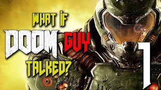 What if DOOM Guy Talked? (Parody) - DOOM - TheHiveLeader