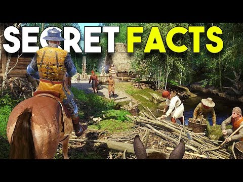 7 Things You Didn't Know About Kingdom Come Deliverance!