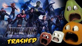 Download Avengers: Endgame - Trailer TRASHED!! Video