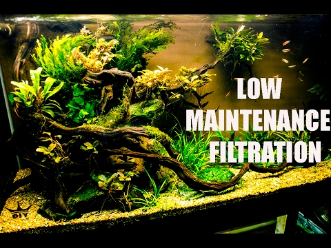 Filtration you only need to clean ONCE a year!