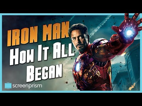 Iron Man: How It All Began