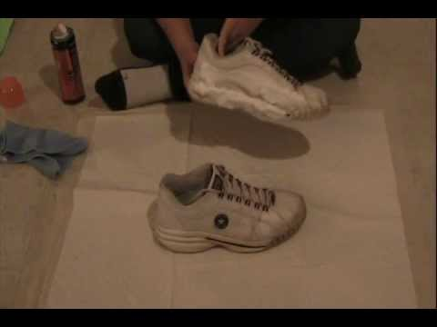 How To Clean Shoes (Converse)