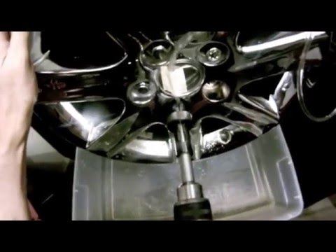 How to remove stripped lug nut like a Boss. Lug Ripper 2nd Gen. Instructional Video