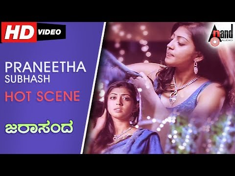 Xxx Mp4 Praneetha Subhash Hot Scene Jarasandha Kannada Hot Scene 2017 3gp Sex