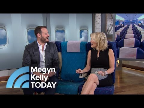 'Points Guy' Brian Kelly Reveals How To Get A Better Seat On A Plane | Megyn Kelly TODAY