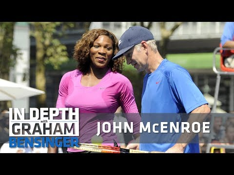 John McEnroe: Trump offered $1 million to play Serena Williams