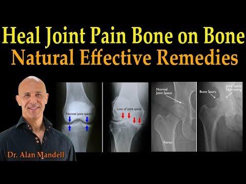 Heal Joint Pain Bone on Bone - Dr. Alan Mandell, D.C.