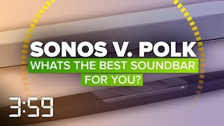 Sonos vs. Polk: What smart sound bar is right for you? (The 3:59, Ep. 429)