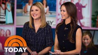 Jenna Bush Hager And Barbara Bush On Grandparents' Love Story And More   TODAY
