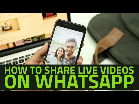 How to Share iPhone's Live Photos on WhatsApp